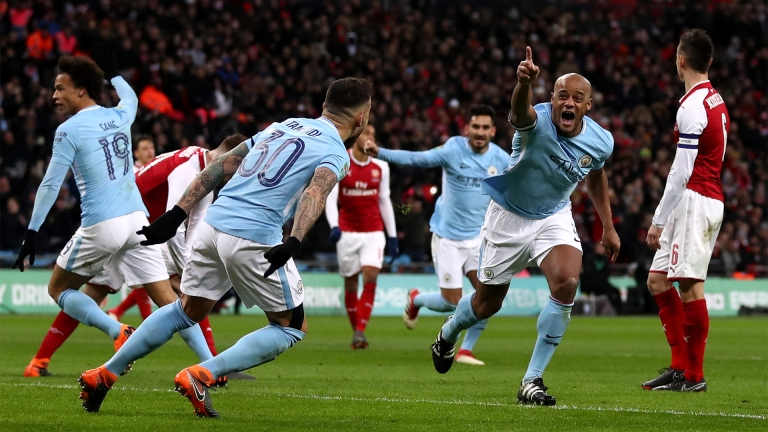 Arsenal v Manchester City - Carabao Cup Final